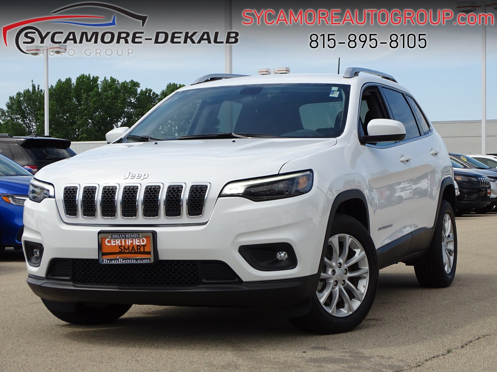 Jeep Certified Pre-Owned >> Certified Pre Owned 2019 Jeep Cherokee Latitude Sport Utility In
