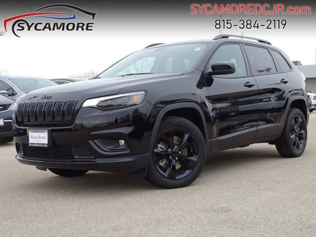 Jeep Cherokee Altitude >> New 2019 Jeep Cherokee Altitude Fwd