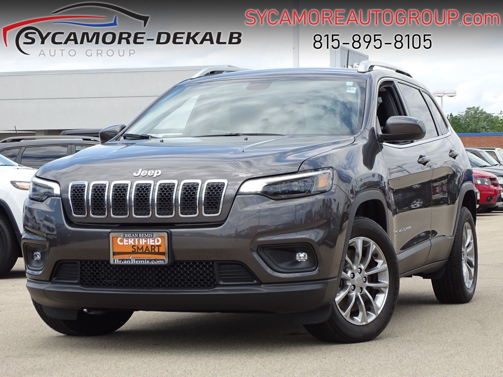 Jeep Certified Pre-Owned >> Certified Pre Owned 2019 Jeep Cherokee Latitude Plus Sport Utility