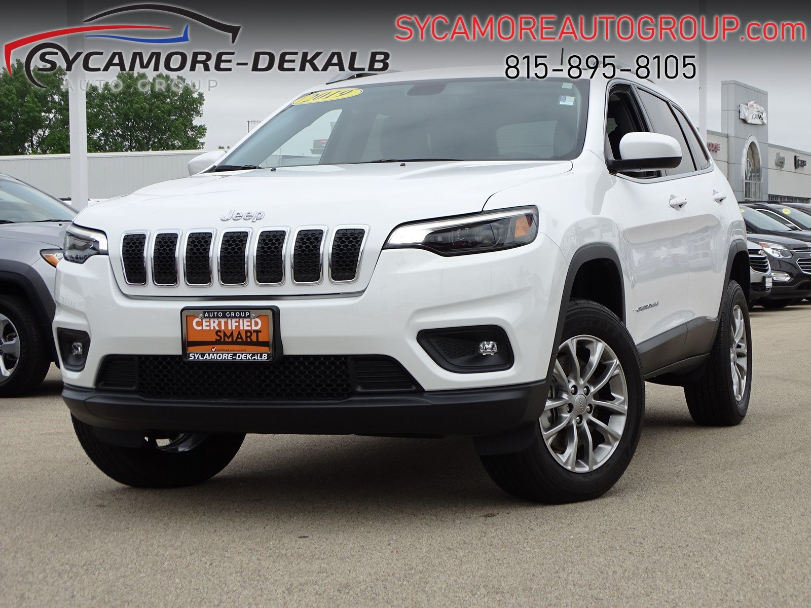 Jeep Certified Pre Owned >> Certified Pre Owned 2019 Jeep Cherokee Latitude Plus Sport Utility