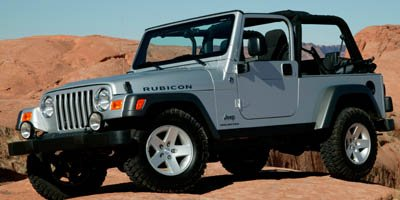 Pre-Owned 2006 Jeep Wrangler Unlimited Rubicon LWB