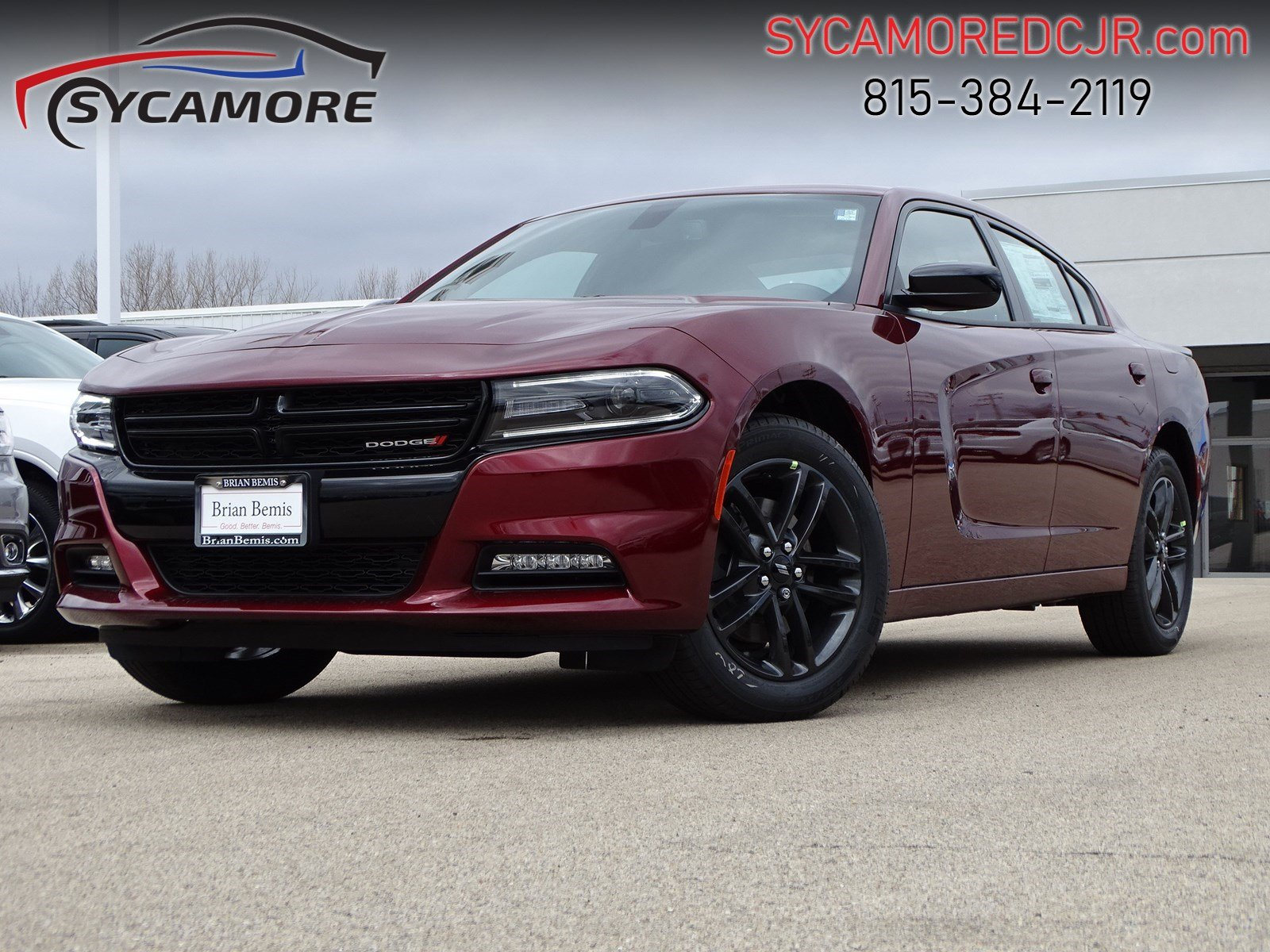 New 2019 Dodge Charger Sxt Sedan In Sycamore C19 179 Sycamore