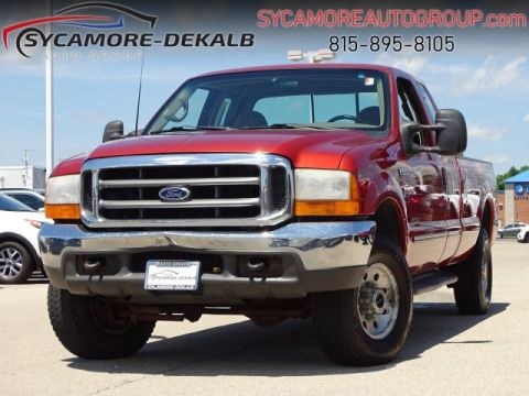 Pre-Owned 2000 Ford Super Duty F-250 XLT