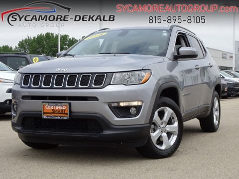 3 Certified Pre-Owned Chrysler, Dodge, Jeep, Rams in Stock
