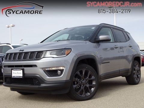 New 2019 JEEP Compass High Altitude